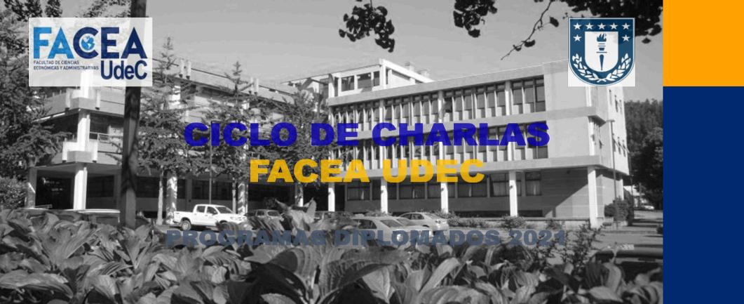 Inicia Ciclo de Charlas de Académicos FACEA UDEC