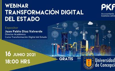 Webinar: Transformación Digital del Estado