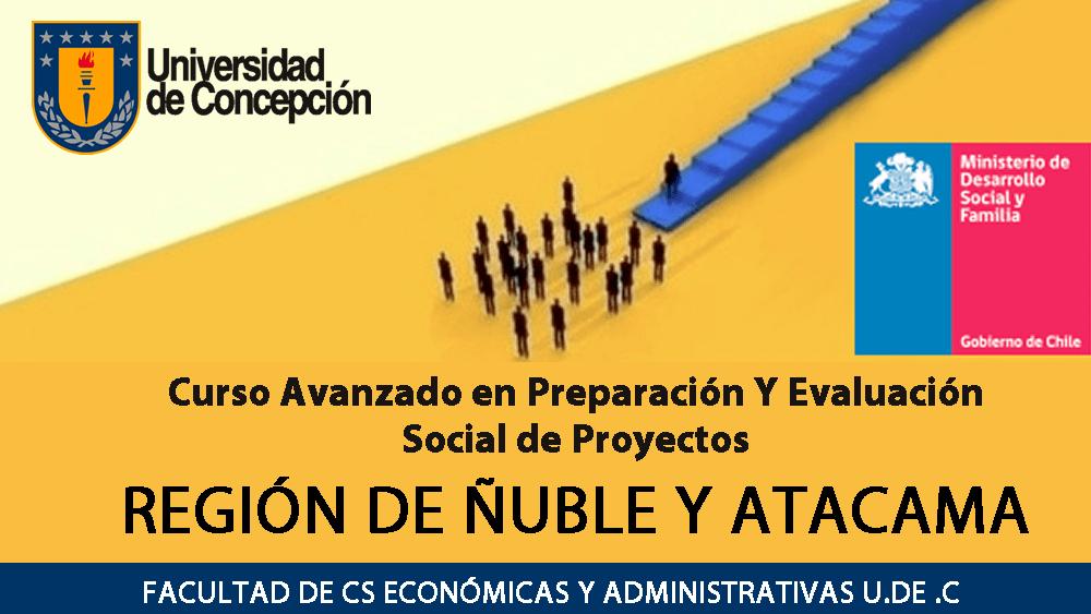 Curso Avanzado en Preparación Y Evaluación Social de Proyectos 2021