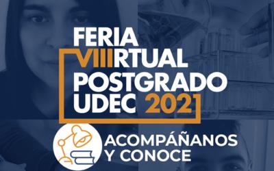 Feria Virtual Postgrado UdeC 2021