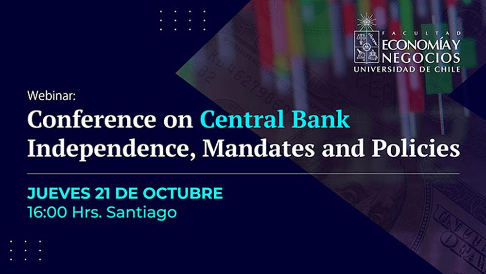 Webinar: Conference on Central Bank